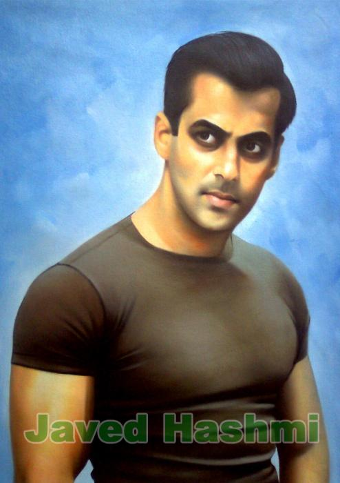 Salman Khan by javed_hashmi742005